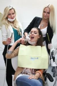 České Miss 2012 na klinice 6