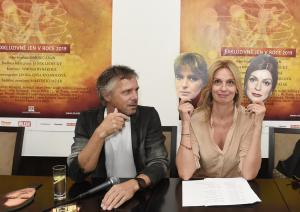 Janek a Ivana Chýlková
