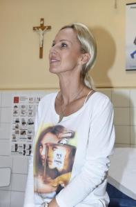 křížek patří k této nemocnici