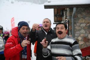 5 když sněží, lze počasí přepít Martin Dejdar, Jan Čenský a Peter Pačut  1U4A2517