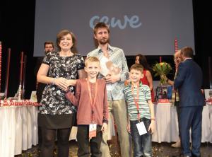 5 vítěz Milan Kutina s rodinou DSC8414