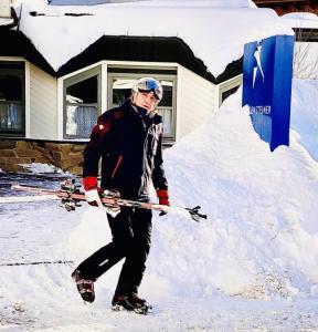 7 Jan Čenský vyráží na lyžování IMG 6440