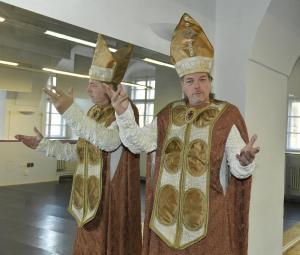 Dušan Kollár Kardinál Maffero Barberini
