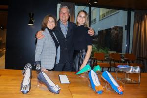 Tereza Pigová s rodiči