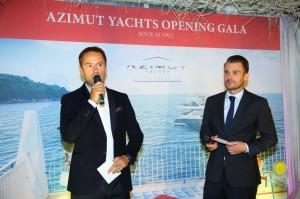 Azimut Yachts Opening Gala 1