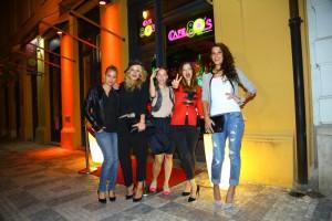 Café 80's - Dívčí párty 1