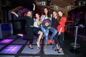 Café 80's - Dívčí párty 2