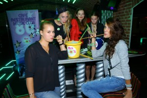 Café 80's - Dívčí párty 5