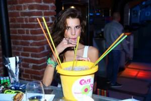 Café 80's - Dívčí párty 6