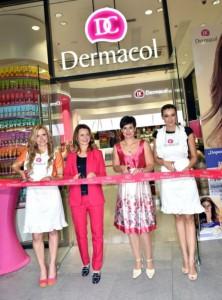DERMACOL - otevření nové prodejny 6
