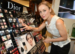 DIOR Douglas make-up  2