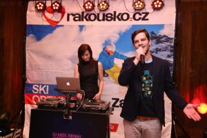 David Kraus na openingu v hotelu Falkensteiner zazpíval IMG 9039