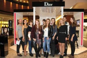 Dior líčení 1