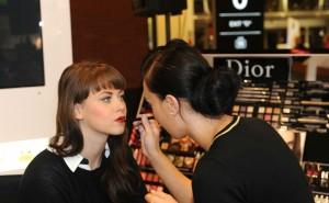 Dior líčení  4