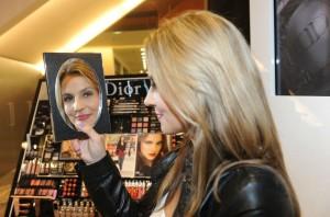 Dior líčení  6