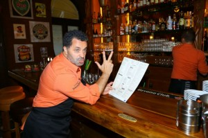 Dutch Pub - Martin Dejdar číšníkem 2