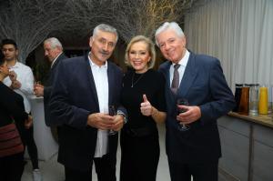 Fotograf J. Šimandl, Helena Vondráčková a J. Měšťák
