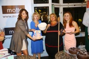 Halina Pawlowská - křest Rodinné kuchařky 5