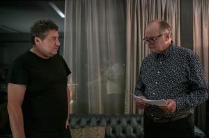 Igor Bares a Robert Sedlacek ve filmu Promlceno Autor Johana Strizkova DonArt