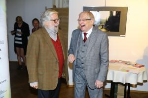 Ivan Havel a Jiří Suchý IMG 0761