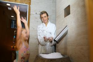Iveta Vítová s dcerkou se dobře bavily IMG 7308