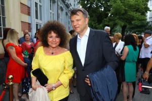 Jitka Zelenková s kamarádem