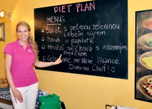 Kamila Špráchalová a DIET PLAN 2