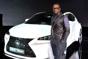 LEXUS BY WILL.I.AM 4