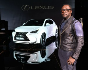 LEXUS BY WILL.I.AM 5