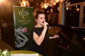 M. Jandová zazpívala 2 písně diamond club 5079