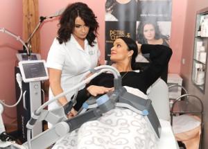 Mahulena Bočanová na Petra Clinic 3