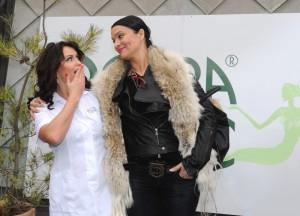Mahulena Bočanová na Petra Clinic 5