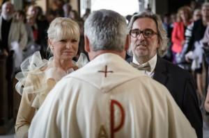 Milada Karasová - svatba 1