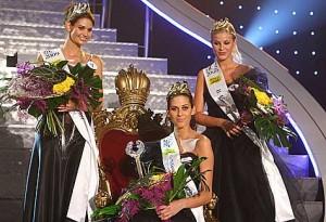 Miss ČR 2009 – finále  3