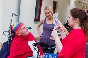 Nemoc ALS -  rekondiční pobyt 23