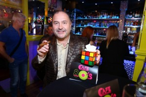 Opening party Café 80's 5