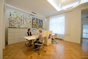 Otevření nového pracoviště Žilní kliniky 2