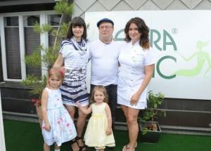 Petr Janda s rodinou 3