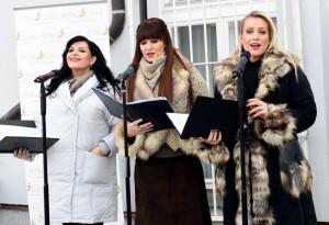 Petra Clinic - trio Opera DIVAS 1