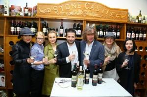 Stone Castle - Opening vinotéky 1