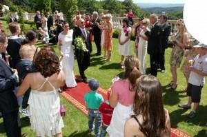Svatba Míši Maurerové 1