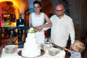 Svatba Míši Maurerové 3