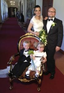 Svatba Míši Maurerové 6
