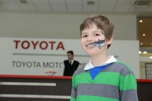 TOYOTA - dětská soutěž 4