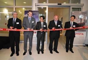 Toyota – Otevření nové budovy 3