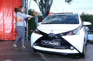 Toyota Aygo x-Párty 2