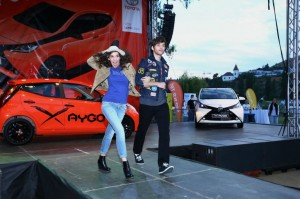 Toyota Aygo x-Párty 5