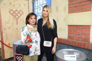 Veronika Freimanová s dcerou Terezou Brabcovou