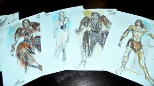 návrhy kostýmů DSC0790