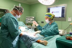 operace lepení ORCA 2190